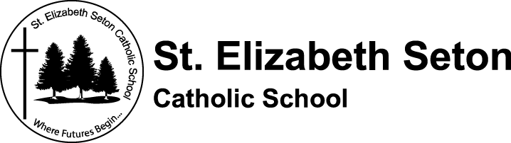 St. Elizabeth Seton Catholic School Logo
